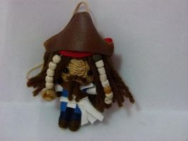 jack sparrow string doll by Em-Ar-Ae