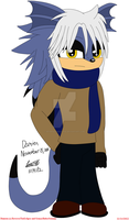 RP Anniversary: Damien by ReverseTheEclipse