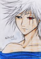 .::KAKASHI::. by Stray-Ink92