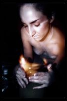 Witch Way Candle by thebryancrump