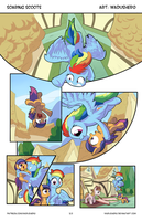 Soaring Scoots 3 by Wadusher0