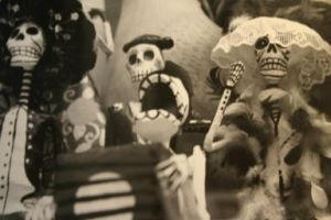 day of the dead by Skratched-Negitive