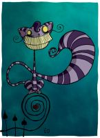 Cheshire Cat by EO88