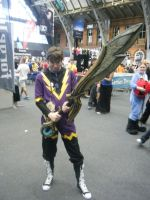 MCM 2014 - The Sword Of The Gods by InsaneSpyro