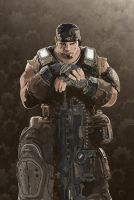 Gears Of War 3 by Mik4g