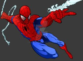 Spiderman Final by PatC-14 by Plugin848y