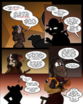 Keeping Up with Thursday: Issue 10, page 24 by AaronsArtStuff