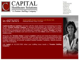 Capital Healthcare Solutions by AndrewJHarmon
