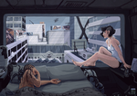 Sci Fi in the City by FionaCreates