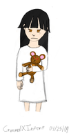 CNA Character Contest - Doll by CriminalXIntent