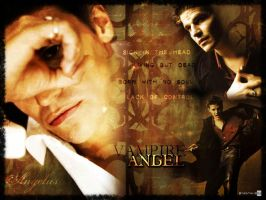 Angelus Wallpaper by Y2Natalie