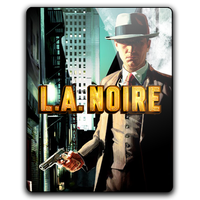 Icon PNG L.A. Noire by TheMaverick94