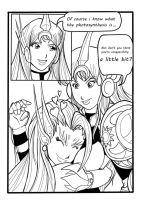 Leona and Zyra (a little comic in english) by The-Piojolopez