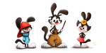 Day 606. Animaniacs Complete by Cryptid-Creations