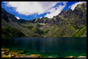 Velke Hincovo pleso by Sigfodr