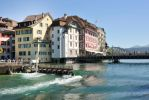 Lucerne on the Reuss 1 by wildplaces
