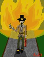 Town of Salem: The Arsonist by Aus224