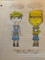 Stephano and Pewdie in Alice Madness Returns by Kaykay1006