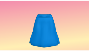 MMD Long Skirt -Updated- by amiamy111