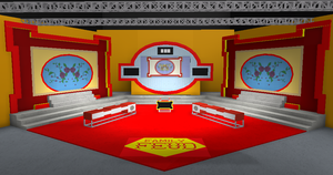 Rebuilt 1988 Family Feud set by carabao89