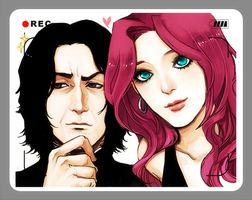 [Request] Emily/Severus by iinchiostro