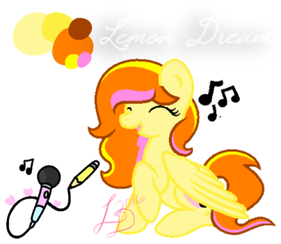 Lemon Dream Referance Image by sugashx