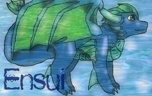 Ensui by SuperSonicFireDragon