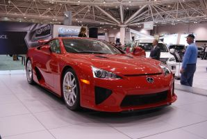 Red LFA by rioross