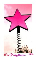 Pink Star 2 by EvAgain