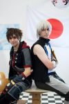 Kingdom Hearts 3 Sora and Riku 2 by Jake-Peter-Pan