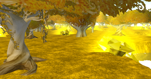 Nimrine: Yellow Fairy Forest by Coralstar51199