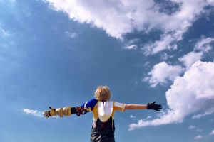 Final FantasyX - Tidus by an09