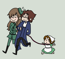 APH: Happy together by gossipgirl15