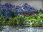 Grindelwald HDR by universeexplorer