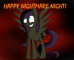 Happy Late Nightmare Night! by littleangel190