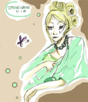 Spring Green by NoTee