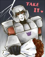 Megatron by haseo1333
