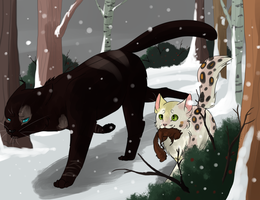 Hunting in the Snow +Assignment 17+ by Nixhil