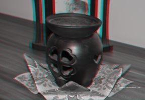 Anaglyph3: testing distances by Luc14n