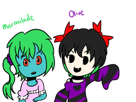 PM's and kyto's babies by ask-kytothehero