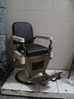 Dentist Chair 1 by Nightmare247Stock