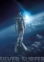 Silver Surfer by Memed