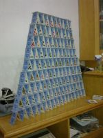 My Card Tower 5 by RoyCorleone
