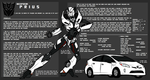 TF:Prime: Prius Reference OUTDATED by lambomill