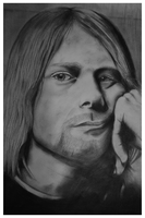 Kurt Cobain by but-honestly