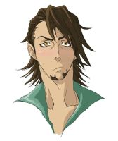 Kotetsu Face by Lord-Stardust