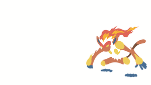 Infernape Wallpaper by DrewJayJohnson