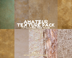 Fal's Amateur Texture Pack by faluu