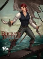 The PIRATE swordsman by FranciscoETCHART