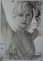 Charlize Theron by RTyson